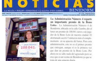 NOTICIAS-premio-sorteo-bonoloto-loteria-en-benidorm